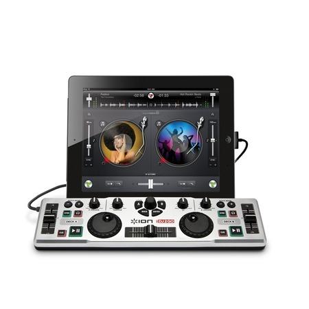 Купить Пульт диджейский компактный ION i-DJ2GO
