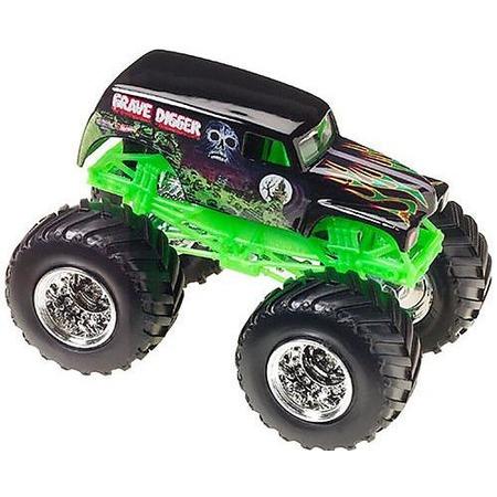 Купить Машинка Mattel Grave Digger