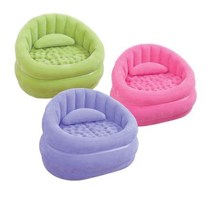 Купить Кресло надувное Intex 68563. В ассортименте