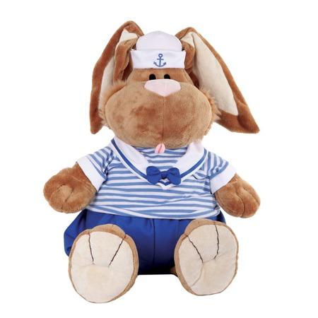 Купить Мягкая игрушка Gulliver Кролик Морячок сидячий
