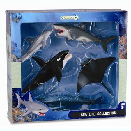 Купить Набор фигурок Gulliver «Обитатели морей»