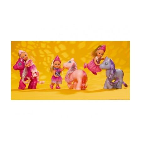 Купить Кукла с аксессуарами Simba «Еви и пони». В ассортименте