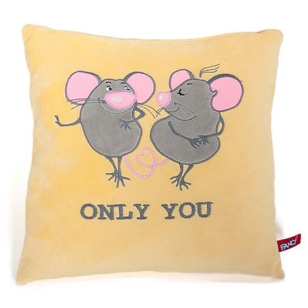 Купить Подушка декоративная Fancy Мышки