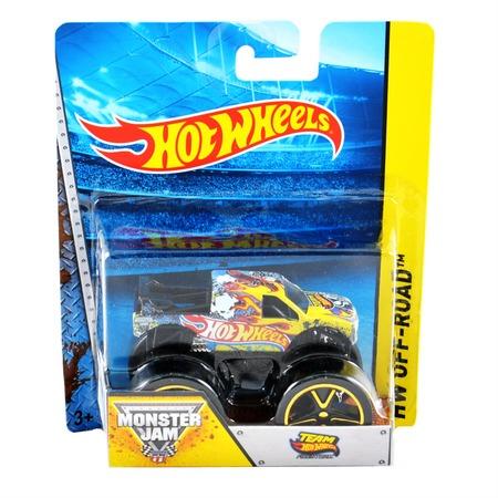 Купить Машинка Mattel Team Firestorm