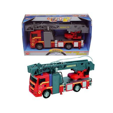 Купить Пожарная машина с водой игрушечная
