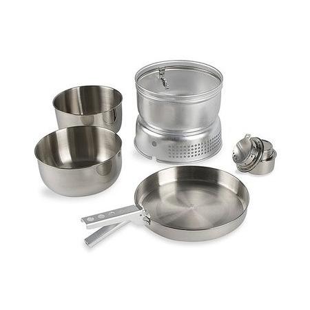 Купить Набор посуды со спиртовой горелкой Tatonka Multi Set