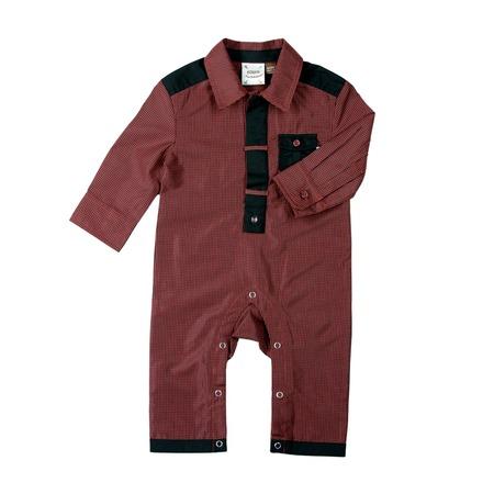 Купить Поло-комбинезон с длинным рукавом и накладным карманом Fore!! Axel and Hudson