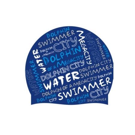 Купить Шапочка для плавания Larsen LS7