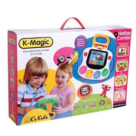 Купить Музыкальный планшет K-Magic Combo