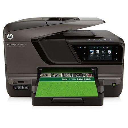 Купить Многофункциональное устройство HP Officejet Pro 8600 Plus
