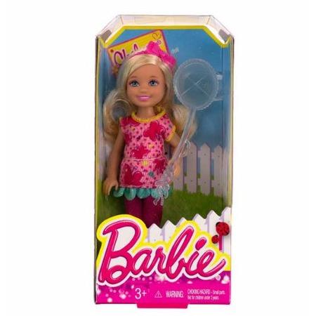 Купить Кукла Mattel «Челси и сачок»