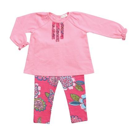 Купить Комплект: блуза с леггинсами Angel Dear Celeste