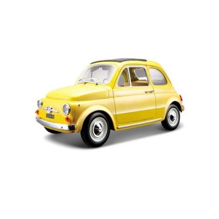 Купить Модель автомобиля 1:24 Bburago Fiat 500F