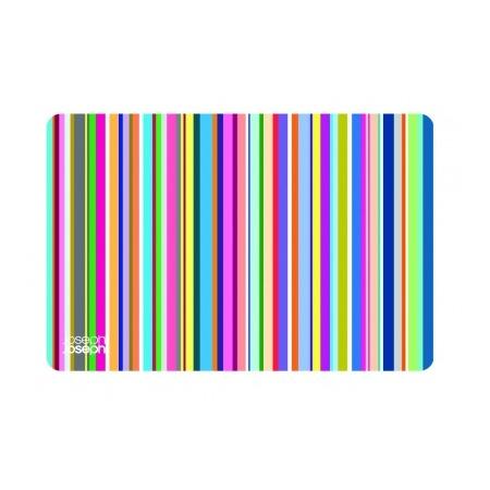 Купить Коврик разделочный на силиконовой основе Joseph Joseph Flexi Grip Thin Stripes