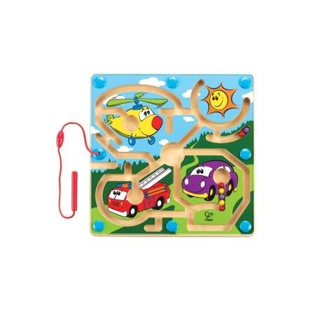Купить Игрушка деревянная Hape «Лабиринт - Веселая поездка»