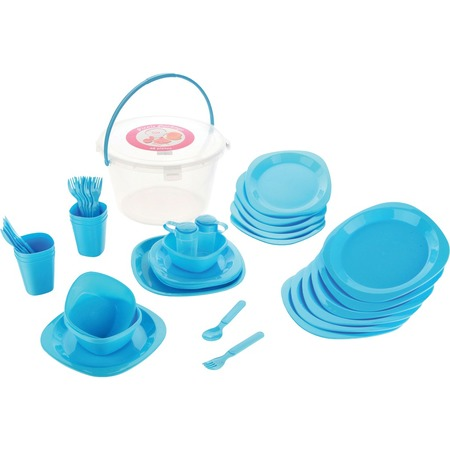 Купить Набор посуды на 6 персон Green Gema GCA1822. В ассортименте