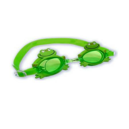 Купить Очки для плавания детские Larsen «Лягушка»