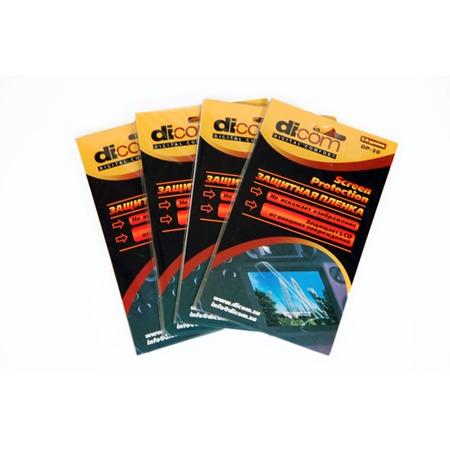 Купить Пленка защитная для LCD экрана Dicom DP-25