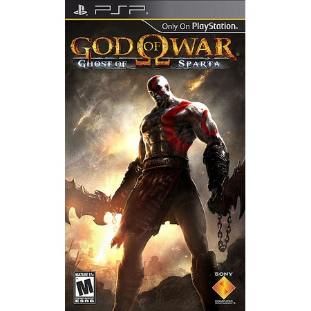 Купить Игра для ps SONY Portable God of War: Призрак Спарты. Essentials (rus)