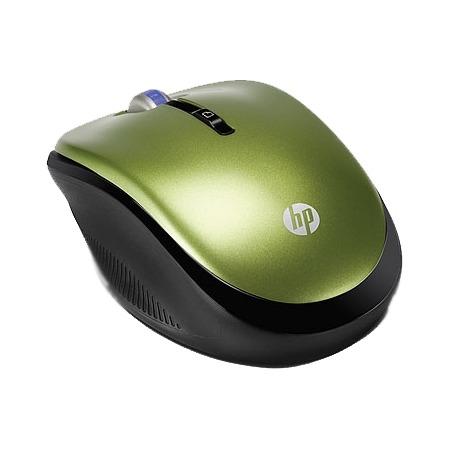 Купить Мышь HP XP359AA Green