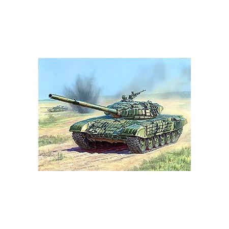 Подарочный набор Звезда танк с активной броней Т-72Б