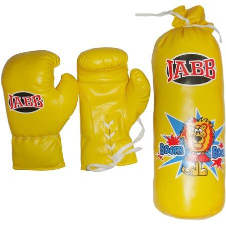 Купить Набор боксерский детский Jabb JE-3061
