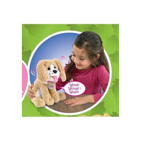Купить Мягкая игрушка интерактивная Vivid «Дружок - мой радостный щенок»