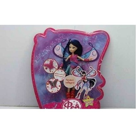 Купить Кукла Фея с крыльями Zhorya Х75030