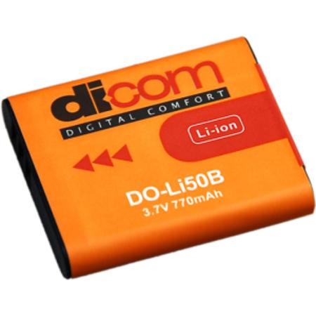 Купить Аккумулятор для фотокамеры Dicom DO-50B