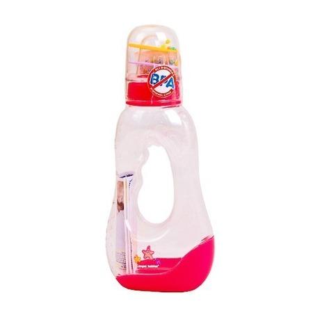 Купить Бутылочка для кормления CANPOL бублик, с погремушкой «Морские животные», 250 мл