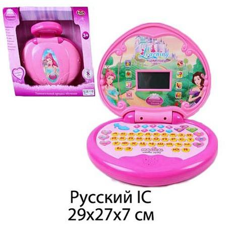 Купить Компьютер обучающий игрушечный Shantou Gepai «Принцесса»