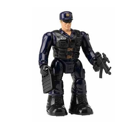 Купить Пластиковая игрушка HAP-P-KID «Elite S.W.A.T»