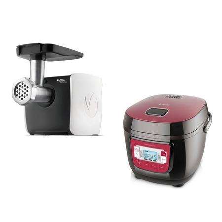 Купить Набор VITEK: мясорубка VT-3600 BW и мультиварка VT-4200 R
