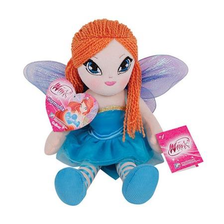 Купить Мягкая игрушка Gulliver Кукла Винкс Блум