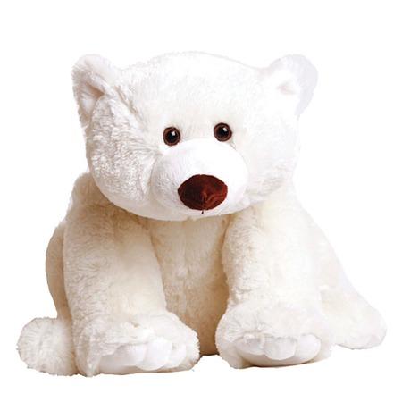 Купить Мягкая игрушка Gulliver Белый мишка «Умка»