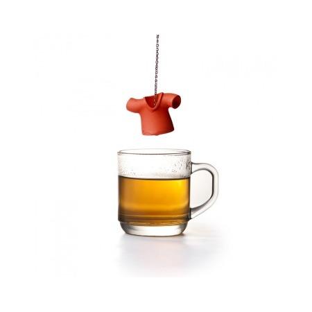 Купить Емкость заварочная для чая Qualy Tea Shirt