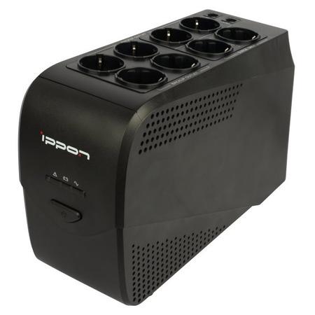 Купить Источник бесперебойного питания IPPON Back Comfo Pro 600