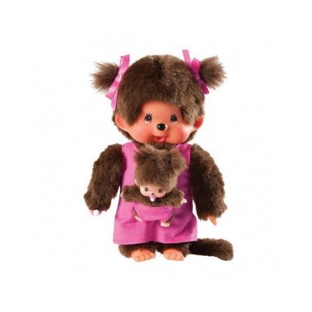 Купить Мягкая игрушка Sekiguchi Мама с малышом
