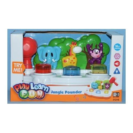 Купить Развивающая игрушка Keenway «Джунгли»