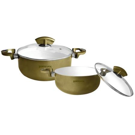Купить Набор кухонной посуды Bohmann BH-6002WCR