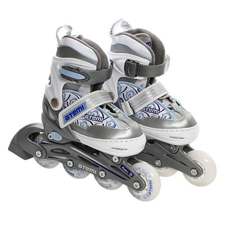 Купить Детские роликовые коньки ATEMI AJIS-03