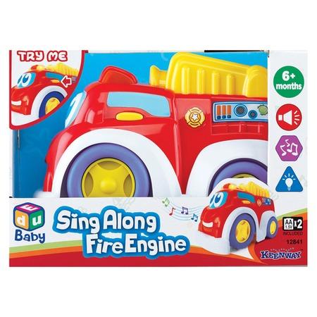 Купить Машинка Keenway Пожарная