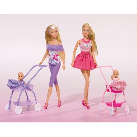 Купить Кукла штеффи с малышом Simba 5733067