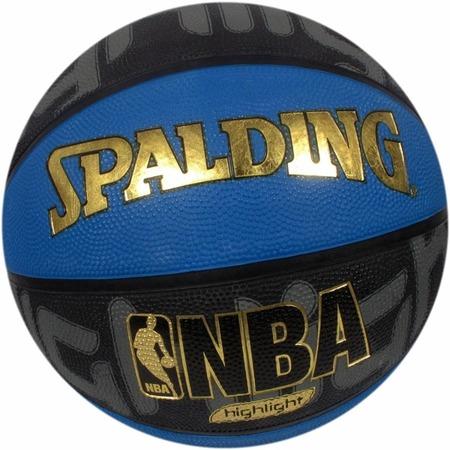 Купить Мяч баскетбольный Spalding NBA Highlight