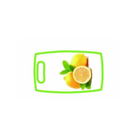 Купить Доска разделочная Hausmann HM-305202-3 «Лимон»