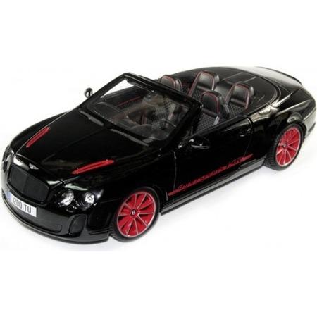 Купить Модель автомобиля 1:18 Bburago Bentley Continental Supersport Convertible