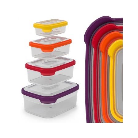 Купить Набор контейнеров для хранения продуктов Joseph Joseph Nest 4