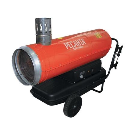 Купить Тепловая пушка дизельная непрямого нагрева Ресанта ТДПН-50000