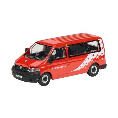 Купить Модель автомобиля 1:87 Schuco VW T5 Bus AIR ZERMATT
