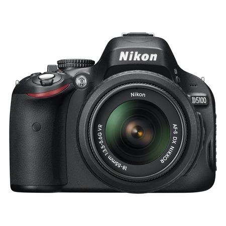 Купить Фотокамера цифровая Nikon D5100 Kit
